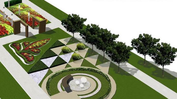 Мэрия показала проект новой зоны отдыха в Воронеже
