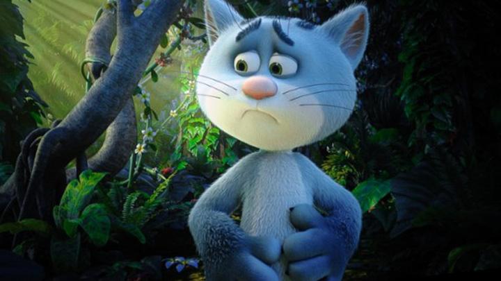 ВИнтернете появились кадры воронежского мультфильма «Котёнок сулицы Лизюкова-2»