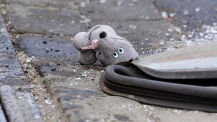 На трассе в Воронежской области при лобовом столкновении 2 авто погиб младенец