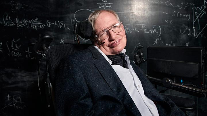 Умер английский физик-теоретик Стивен Хокинг