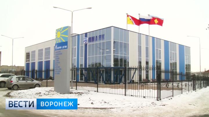 Президент оценил новый физкультурно-оздоровительный комплекс в Воронежской области