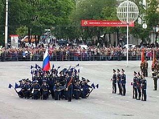 9 мая воронежцы впервые за много лет увидят Парад Победы