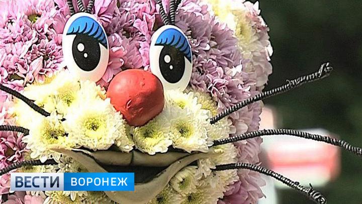 «Город-Сад» пройдет с7 по10сентября в основном парке Воронежа