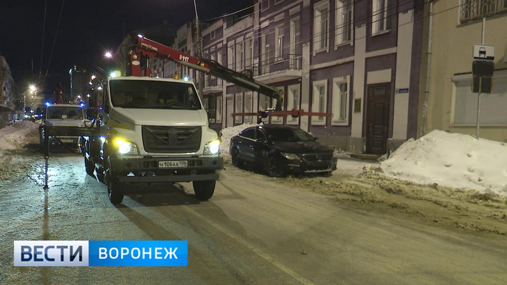 Эвакуация авто и миграция парковок. Как в Воронеже проходит уборка снега