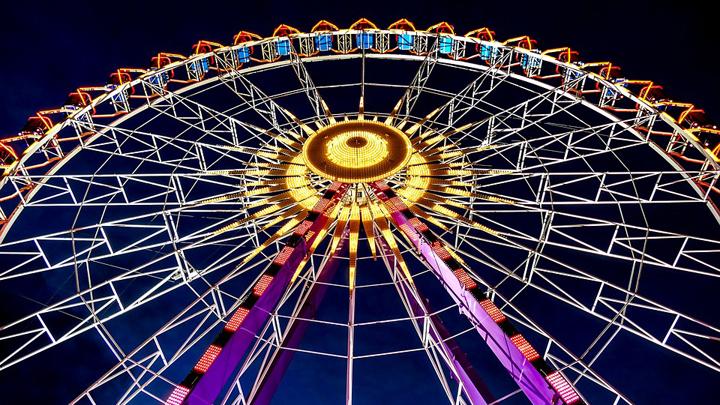 В воронежском парке появится колесо обозрения