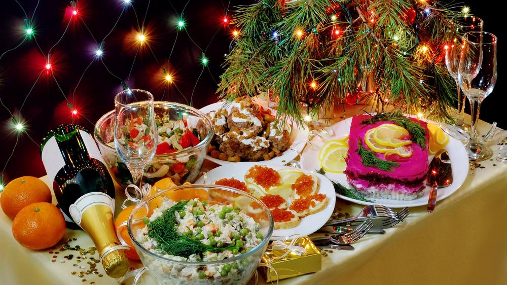 Статистики посчитали стоимость новогоднего стола в Воронежской области