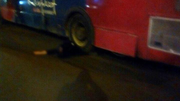 Очевидцы: В Воронеже автобус с неисправными тормозами насмерть сбил пешехода