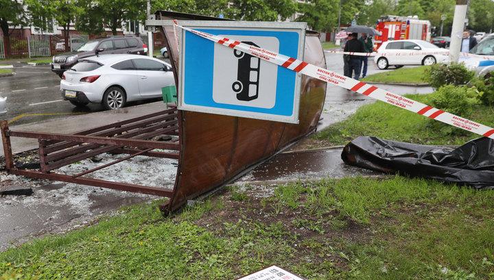 Воронежцев по ошибке предупредили о сильном ветре