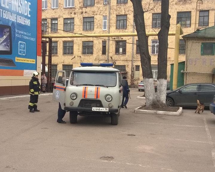 ВВоронеже спецслужбы искали взрывчатку вброшенной на стоянке машине