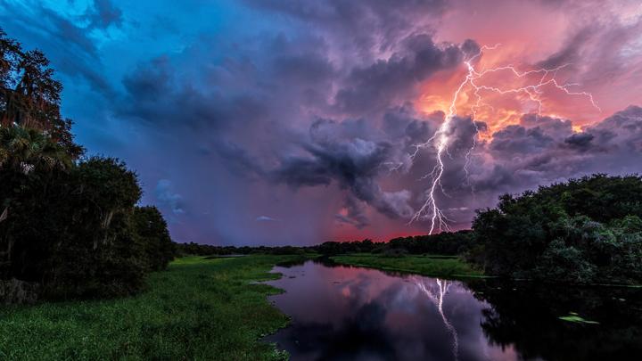 Спасатели: Вечером в Воронежской области ожидается резкое ухудшение погоды