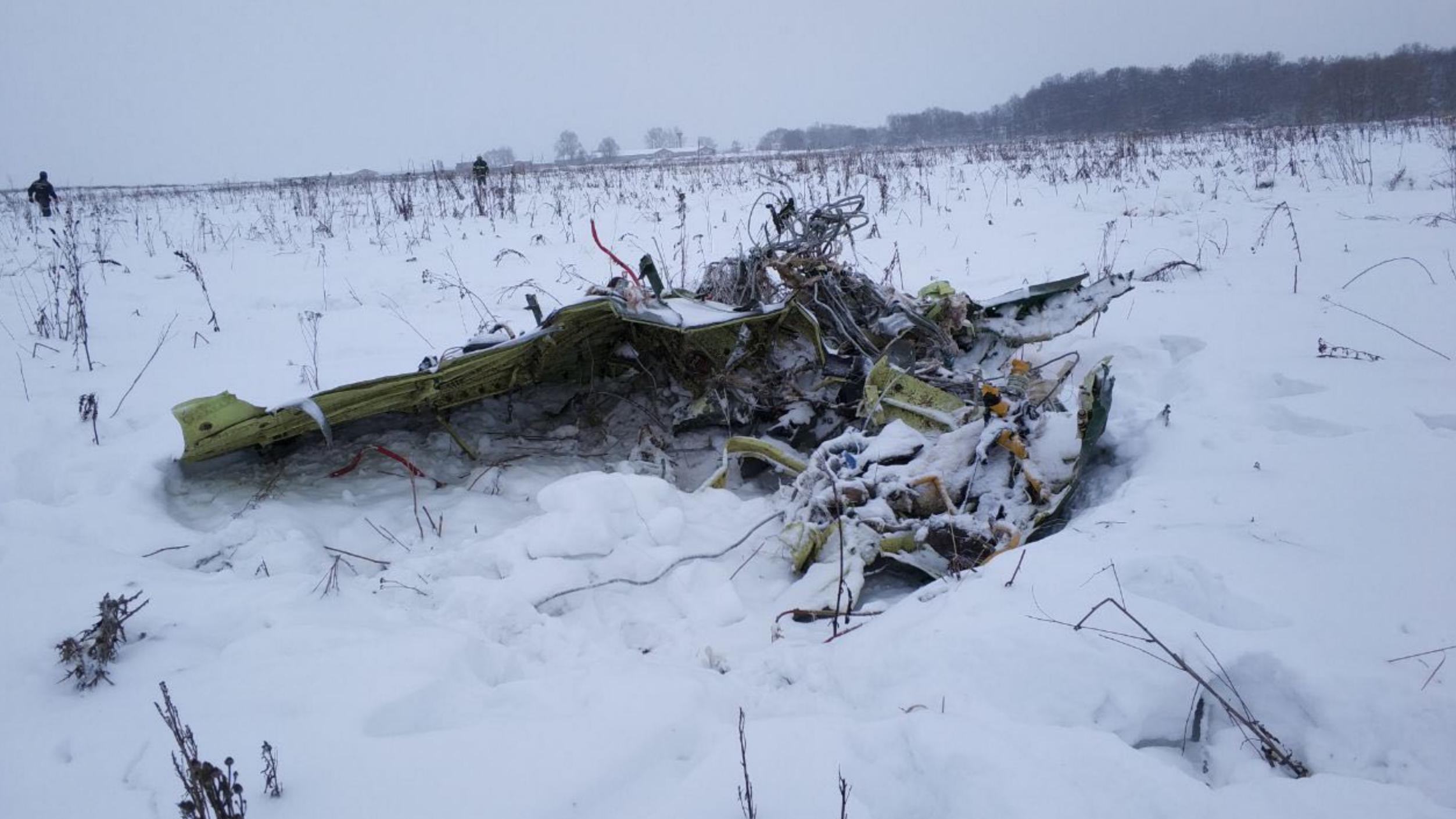 Погибший в авиакатастрофе под Москвой пилот Ан-148 работал в воронежской авиакомпании