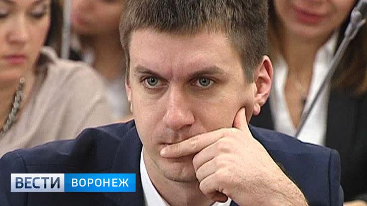 Депутаты Воронежской гордумы отказались рассмотреть вопрос о недоверии вице-мэру Алексею Антиликаторову