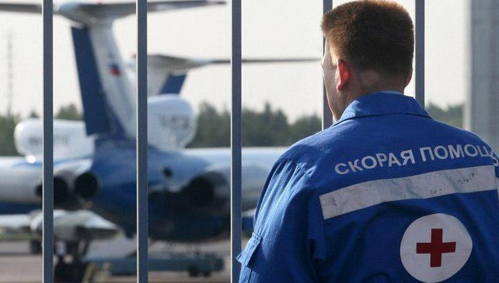 Наборту самолета Краснодар— Москва скончался пассажир