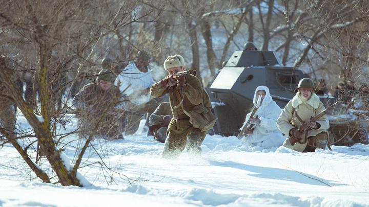 Реконструкция боёв за Воронеж в 2018 году станет самой массовой по числу участников