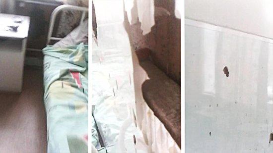 Ужасную палату больницы в Воронежской области закрыли после видео юного блогера