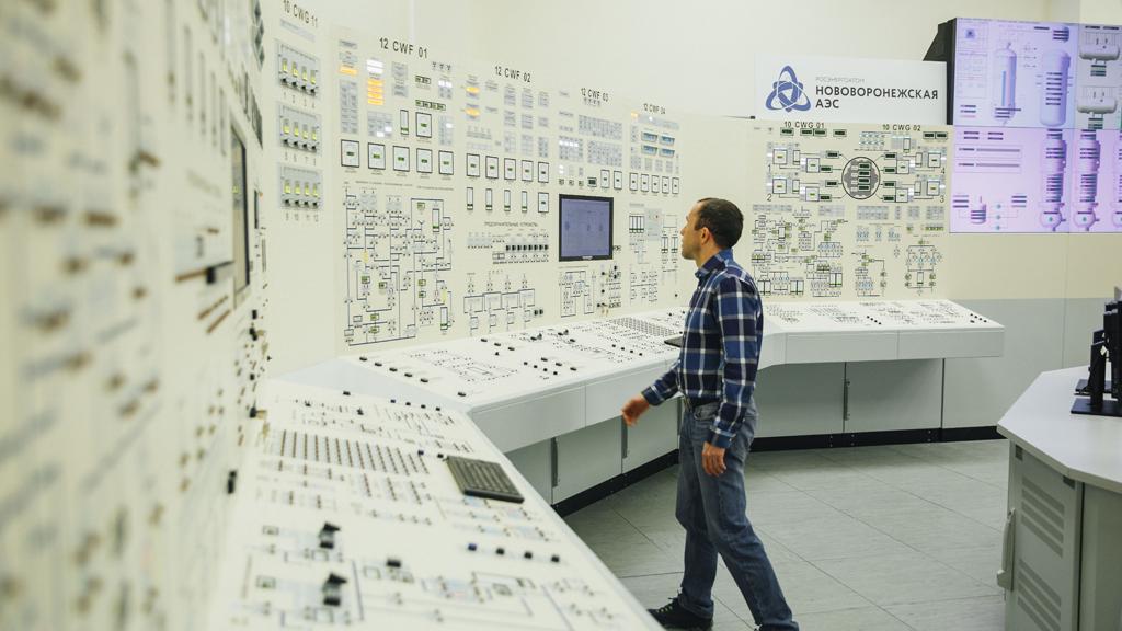На Нововоронежской АЭС прошла плановая противоаварийная тренировка