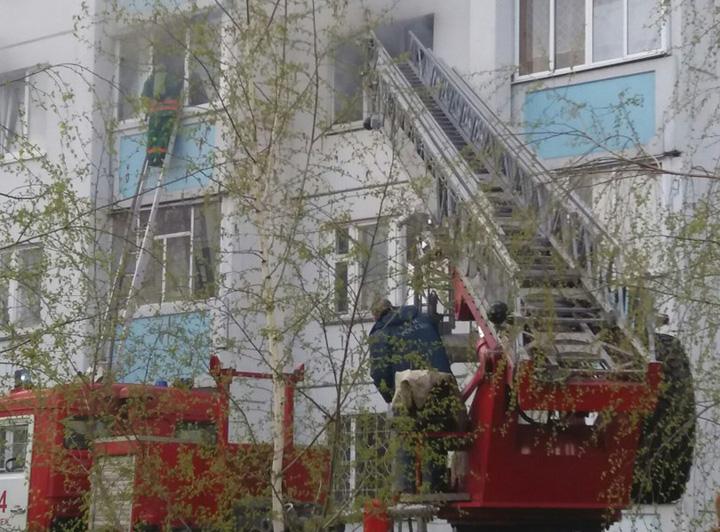 В Воронеже 3-летний мальчик погиб на пожаре, пока родители ходили за спиртным