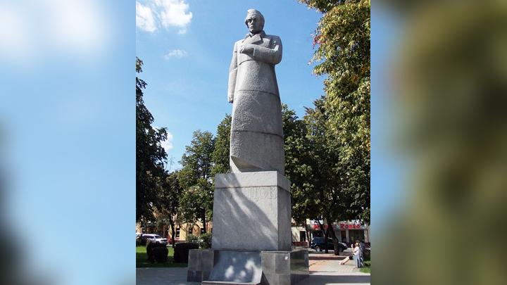 ВВоронеже будут демонтировать монумент Кольцову
