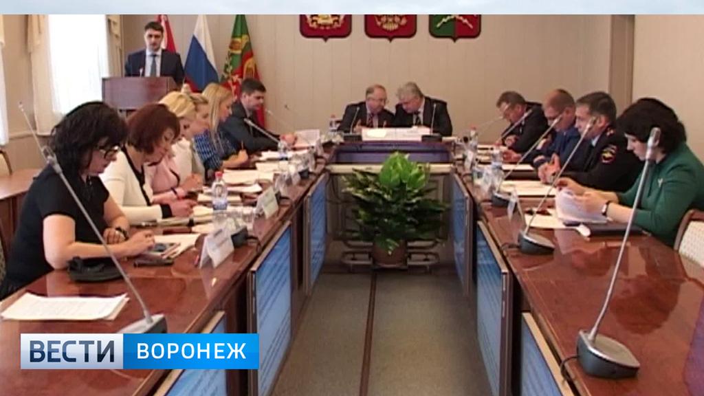 В Воронежской области депутаты обсудили, как бороться с коррупцией в органах власти