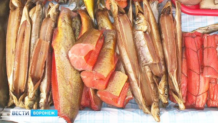 В Воронеж привезли камчатские деликатесы