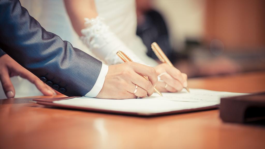 За 100 лет сотрудники воронежских ЗАГСов зарегистрировали почти 2 миллиона браков