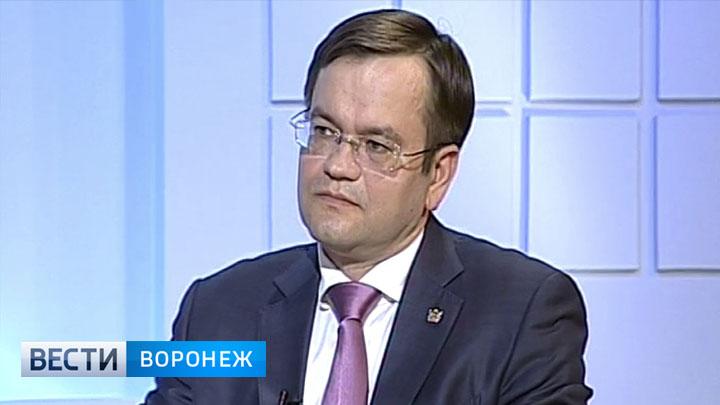 Правительство Воронежской области покинет вице-премьер Андрей Ревков