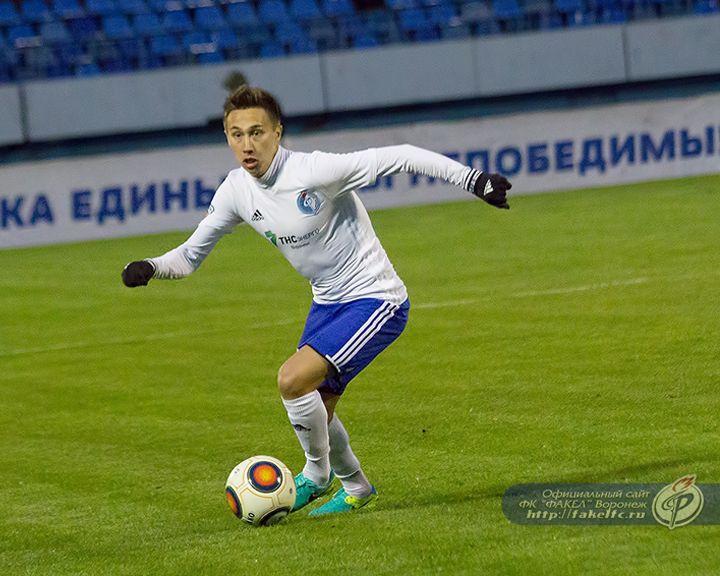 Один из лидеров «Факела» переехал из Воронежа в Санкт-Петербург