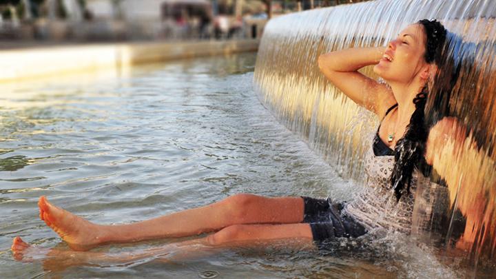 Синоптики: В Воронежской области на этой неделе ожидается жаркая ясная погода