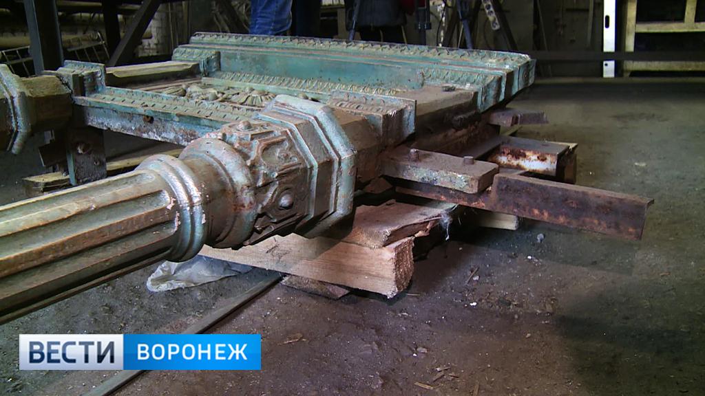 Воронежские эксперты решат судьбу демонтированного с дома начала ХХ века навеса