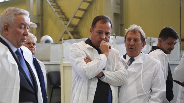 Руководитель Роскосмоса объявил обобъединении КБХА иВМЗ вВоронеже