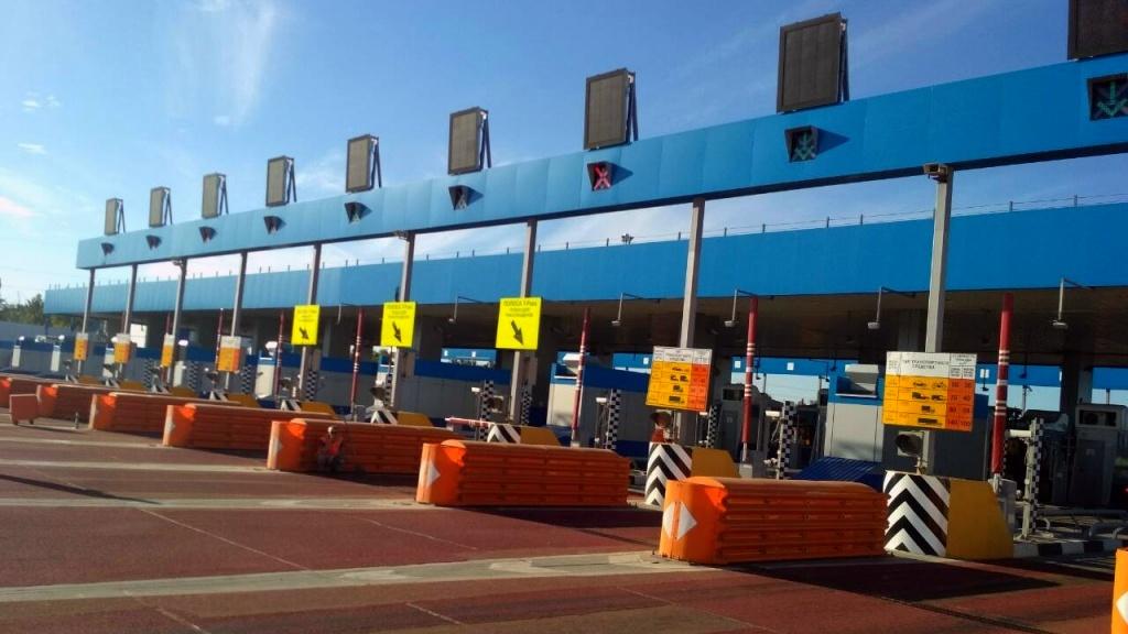 В Воронеже будут штрафовать водителей, проезжающих «зайцами» по трассе М-4 «Дон»