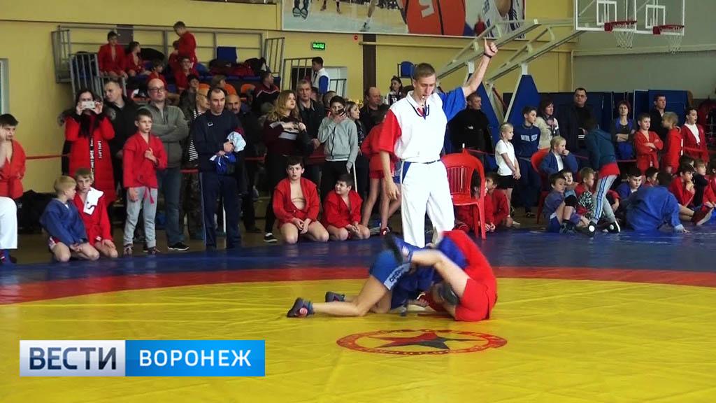 Всероссийский день самбо в Воронежской области отпраздновали турниром
