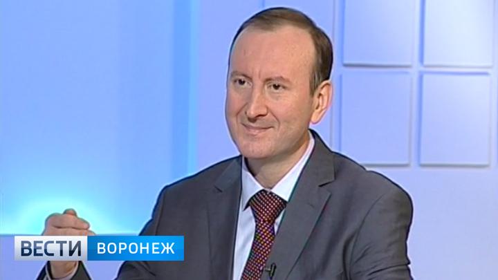 Сергей Дуканов покинул пост главного налоговика Воронежской области