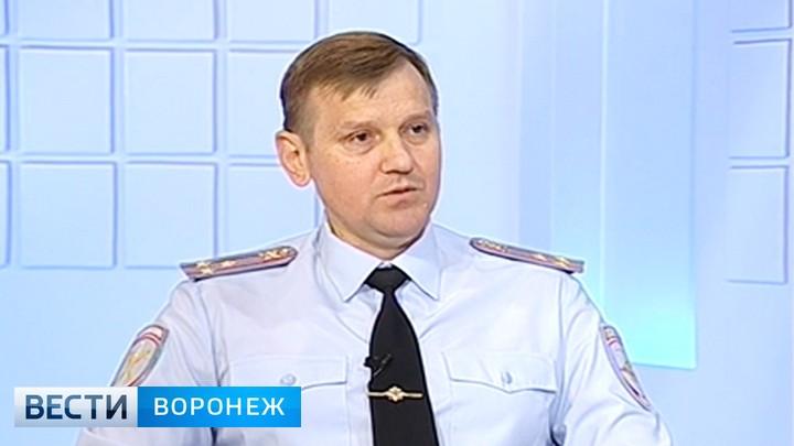 Начальник УМВД Воронежа Владимир Котов ушёл на повышение