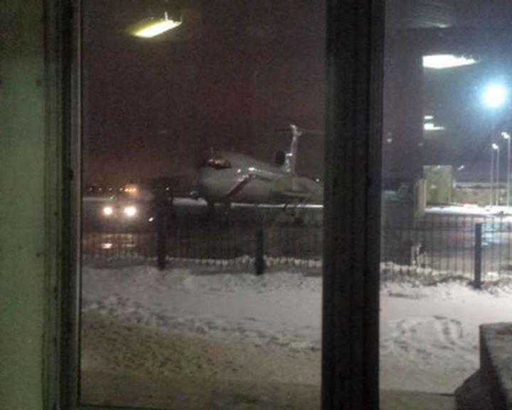 Названы возможные причины крушения самолёта Минобороны