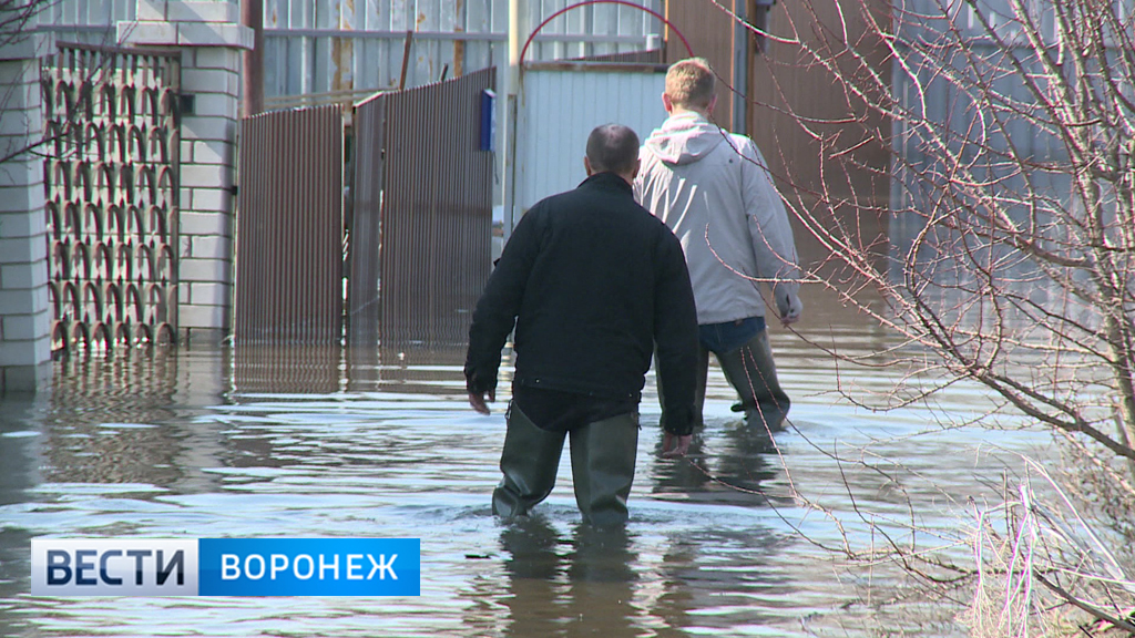 Многие пострадавшие от паводка жители Воронежской области перестанут получать компенсации