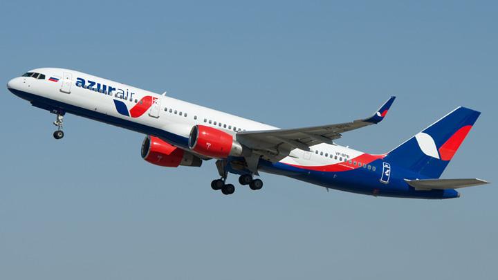 Azur air запустит чартерные рейсы из Воронежа на Гоа