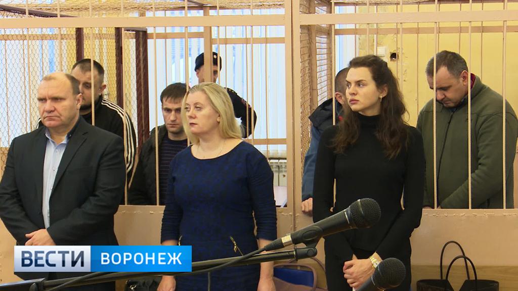 В Воронеже троих россошанцев осудили за групповое убийство 30-летнего рабочего