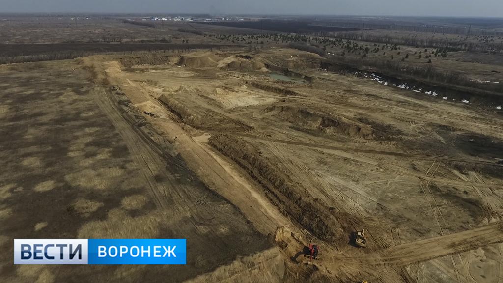 Экологи окончательно запретили строительство мусорного полигона под Воронежем