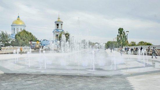 Парковку возле Советской площади в Воронеже запретят на 9 месяцев