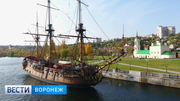 Стоящему на приколе воронежскому кораблю-музею «Гото Предестинация» потребовался ремонт