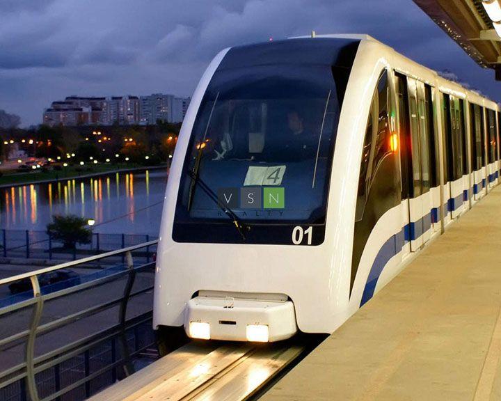 Бесплатное лёгкое метро в Воронеже хочет построить бизнесмен из Санкт-Петербурга