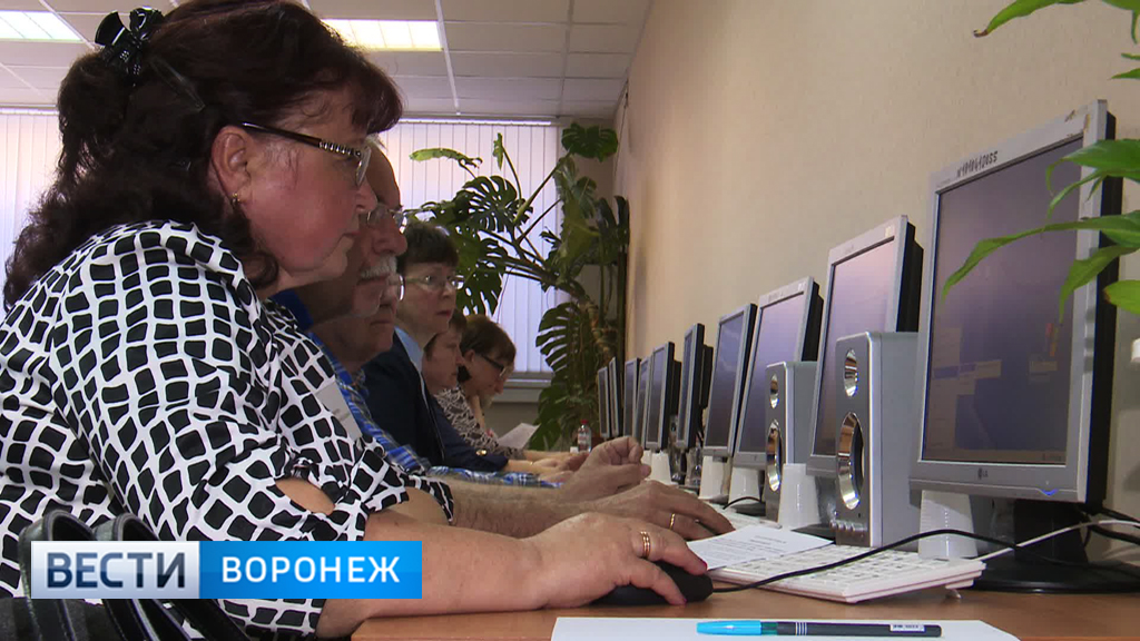 Самому старшему участнику компьютерного многоборья в Воронеже исполнилось 84 года