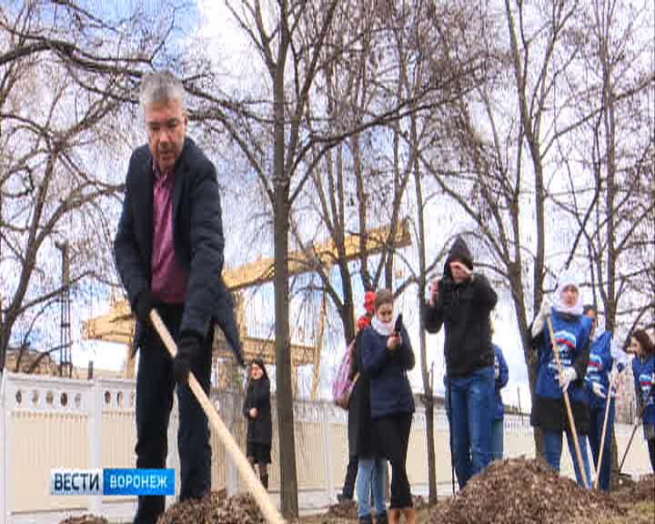 Евгений Ревенко вместе с активистами провёл генеральную уборку в районе станции «Придача»