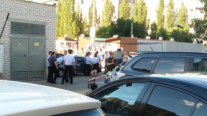 В Воронеже в мусорном контейнере нашли тело новорожденного