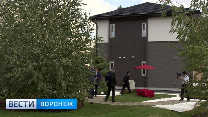 АО «ДСК» построит под Воронежем коттеджный поселок по японским технологиям