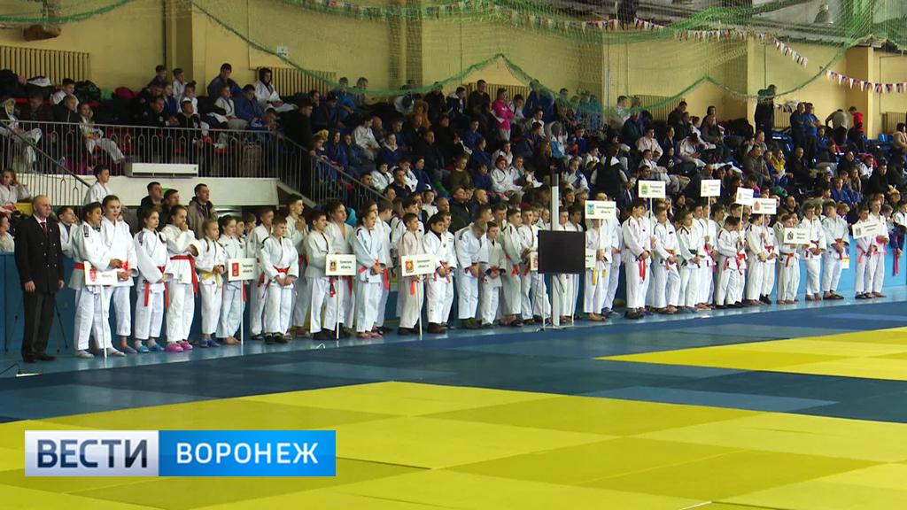 Воронежские спортсмены выступят на Чемпионате России по дзюдо