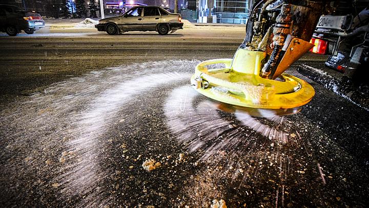 В Воронежской области дорожников оштрафовали за некачественную борьбу с гололёдом