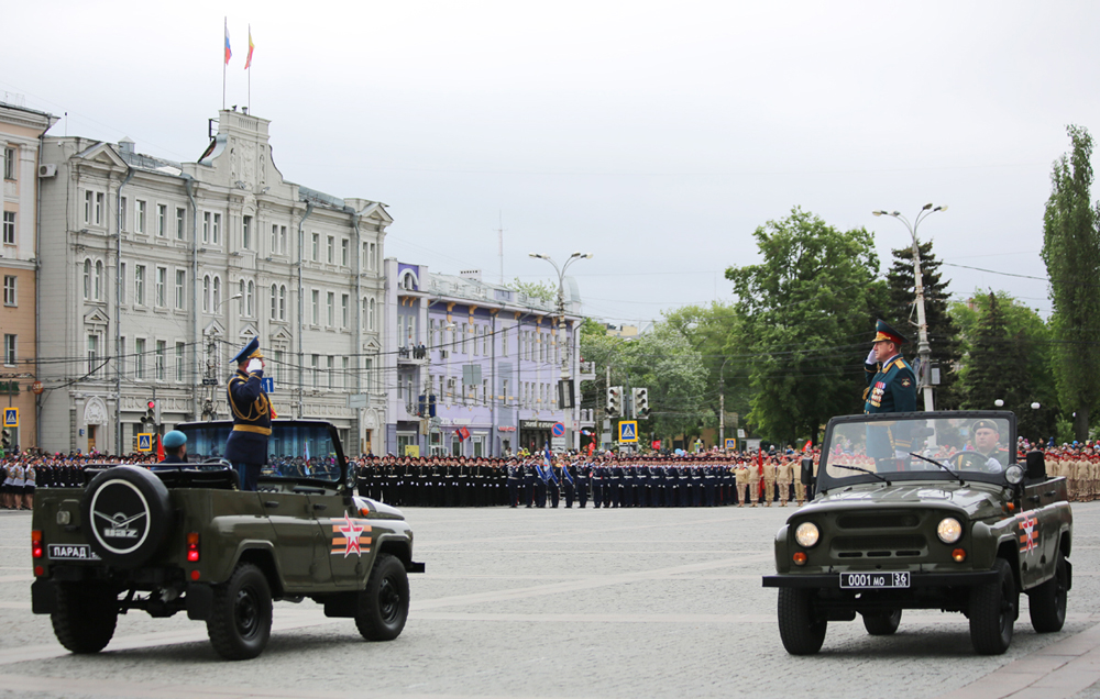 Парад 9 мая и «Бессмертный полк»: Как Воронеж встречает День Победы