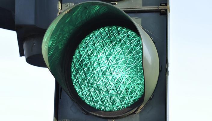Мэрия Воронежа: «На проспекте Революции пока появится один новый светофор»